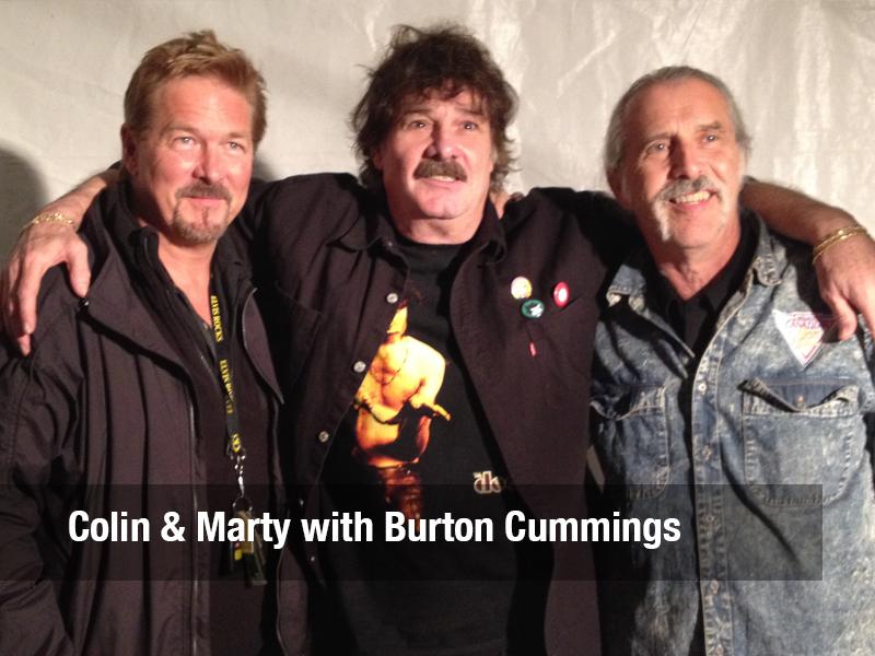 Lets Talk Rock with Burton Cummings