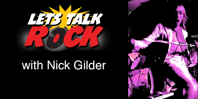 Nick Gilder on writing Roxy Roller