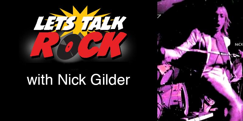 Nick Gilder on writing Roxy Roller